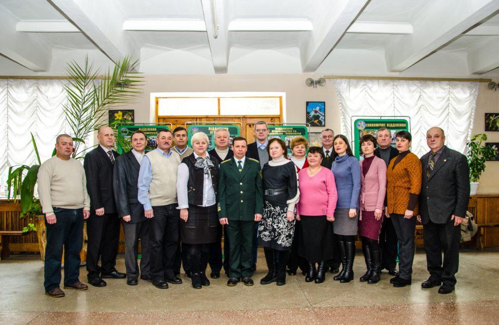 """Фото викладачів відділення """"Агрономія"""", 2018"""